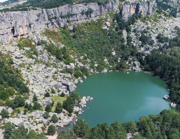 Parque Natural De La Laguna Negra Y Circos Glaciares De Urbión Soria Ni Te La Imaginas
