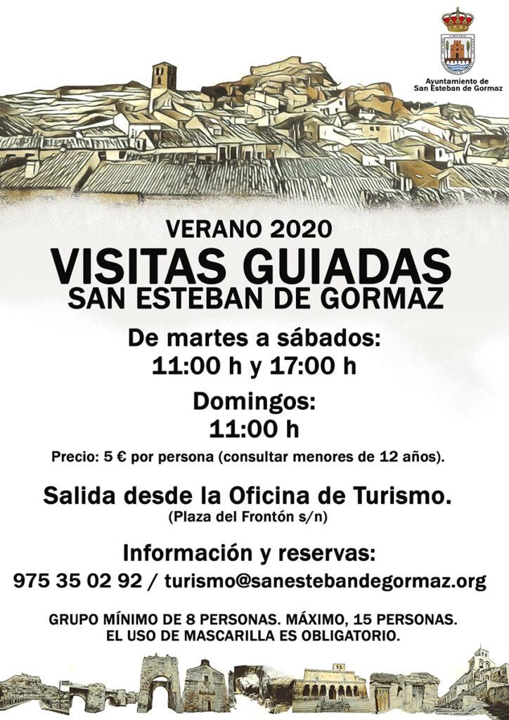 visitas guiadas en San Esteban de Gormaz en Soria