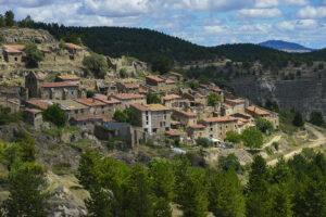 Armejún, pueblo que está siendo repoblado en Soria