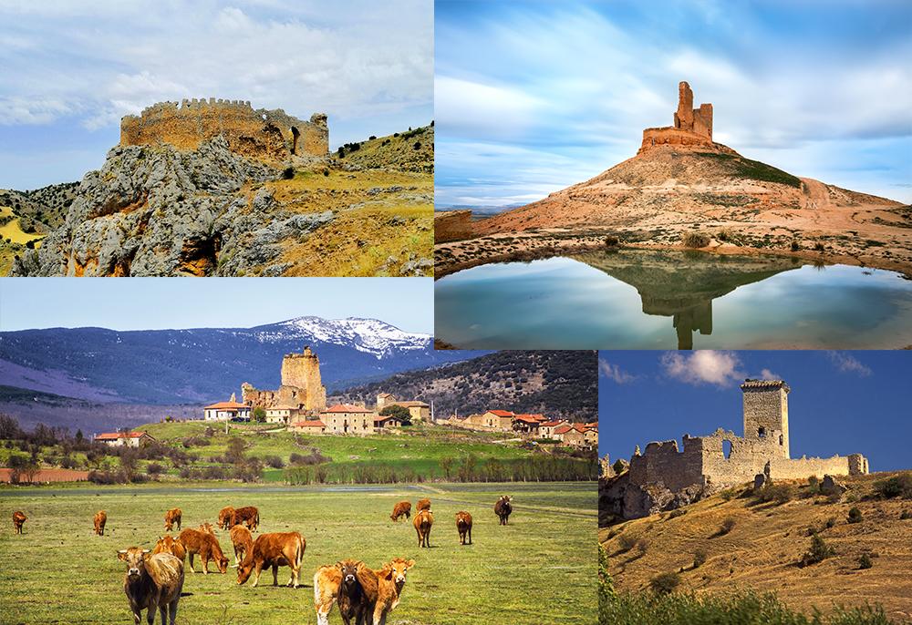 Rutas de castillos por la provincia de Soria