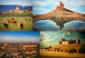 Castillos de la provincia de Soria