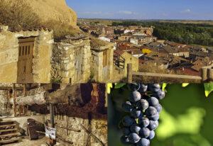 Bodegas de vino San Esteban de Gormaz