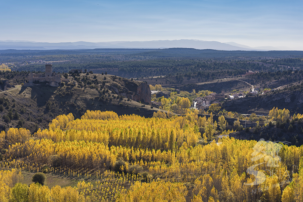 Cañón del Río Lobos que ver en Soria en Otoño Soria ni te la Imaginas
