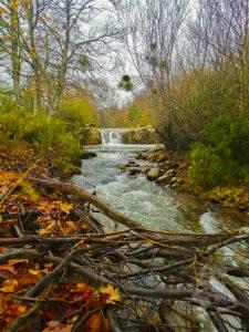 Cascada del Chorrón en Soria