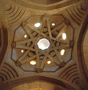 Bóveda de la Iglesia de San Miguel