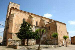Iglesia Santa María Magdalena Almaluez