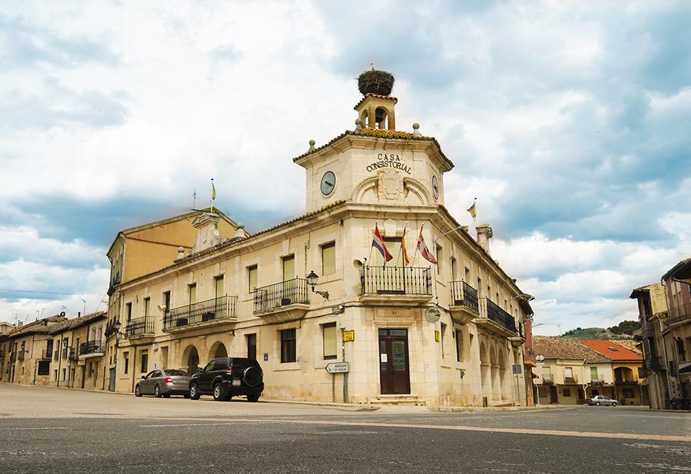 Ayuntamiento de Langa de Duero