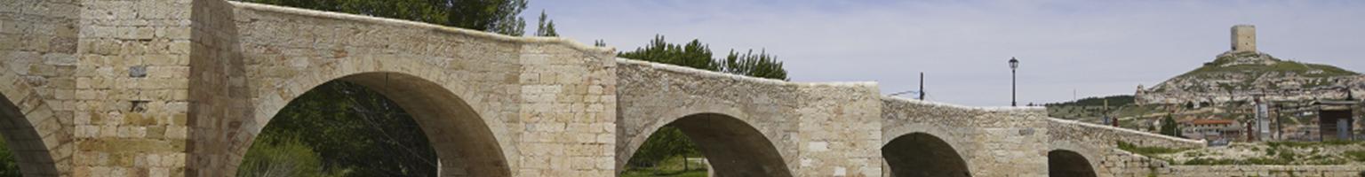 Langa de Duero Puente Medieval y Castillo Soria ni te la Imaginas
