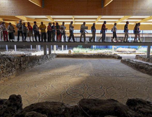 Villa romana de la Dehesa y Museo Magna Mater