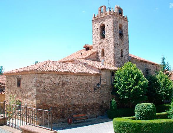 iglesia san martin de tours san pedro manrique
