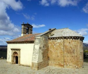 ermita santos martires garray
