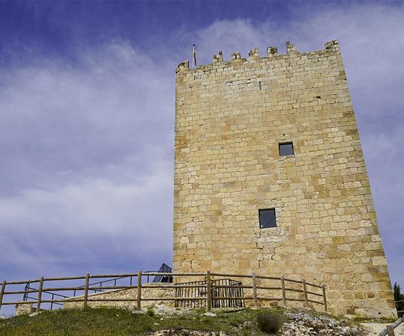 Castillo de Langa de Duero Soria ni te la Imaginas
