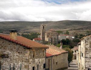 Localidad de Oncala