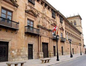 palacio condes de Gómara soria