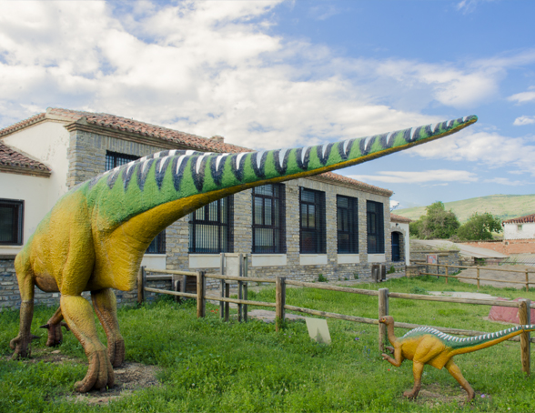 aula villar del río dinosaurios soria ni te la imaginas