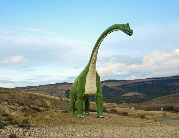 dinosaurio villar del rio soria ni te la imaginas