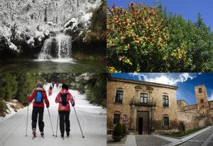 7 planes en Soria y provincia navidades