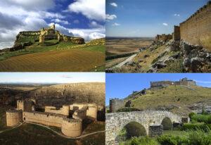 5 Castillos sorianos del camino del Cid