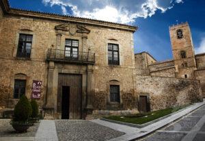Palacio de los Castejones de Ágreda