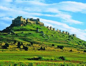Castillo de Gormaz Fortificaciones y Monumentos
