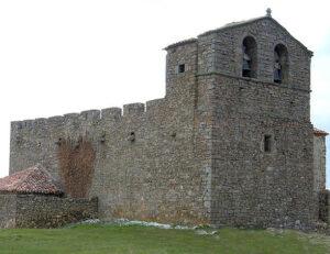 Iglesia Fortificada de Nuestra Señora del Collado Valtajeros