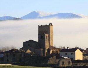iglesia fortificada de Nuestra Señora de la Asunción (Hinojosa del Campo)