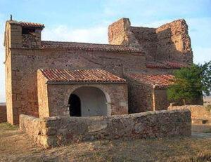 Iglesia Fortificada de Nuestra Señora de La Blanca Montenegro de Agreda Soria