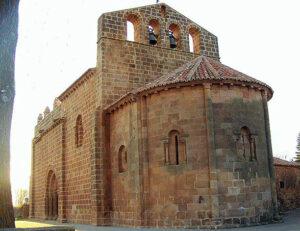 Iglesia Fortificada de Nuestra Señora de Los Ángeles (Fuensaúco)