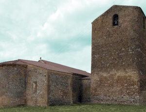 Iglesia fortificada de San Juan Bautista (Aldealpozo)
