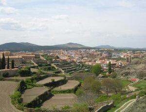 villa fortificada de ágreda