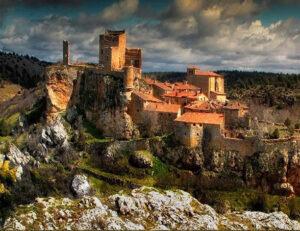villa fortificada de calatañazor