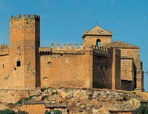 villa fortificada de Monteagudo de las Vicarías