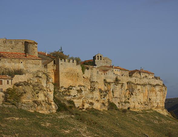 villa fortificada de rello