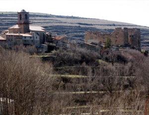 villa fortificada de Yanguas
