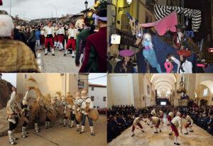 7 fiestas, ritos y tradiciones de Soria