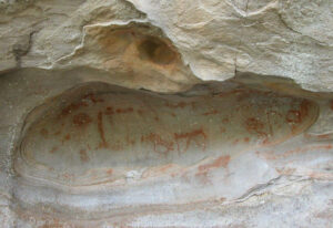 Arte rupestre Valonsadero