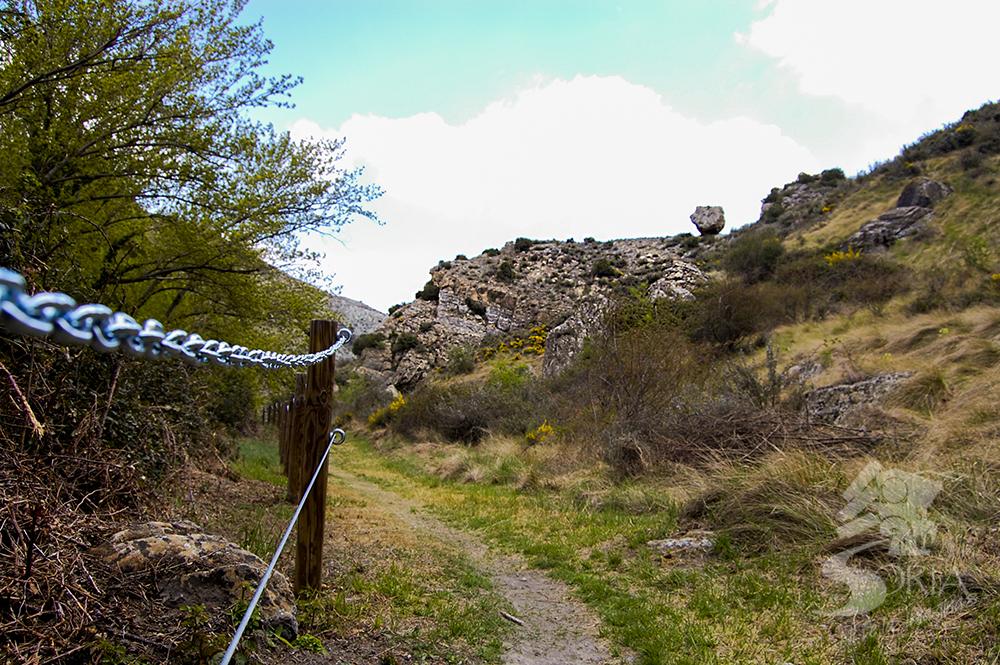 Cañón del Val, una ruta de senderismo desde Ágreda en Soria