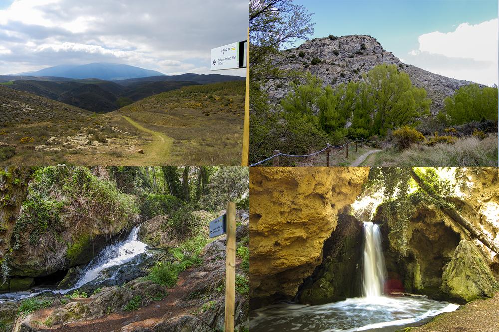 Ruta por el Cañón del Val en Ágreda