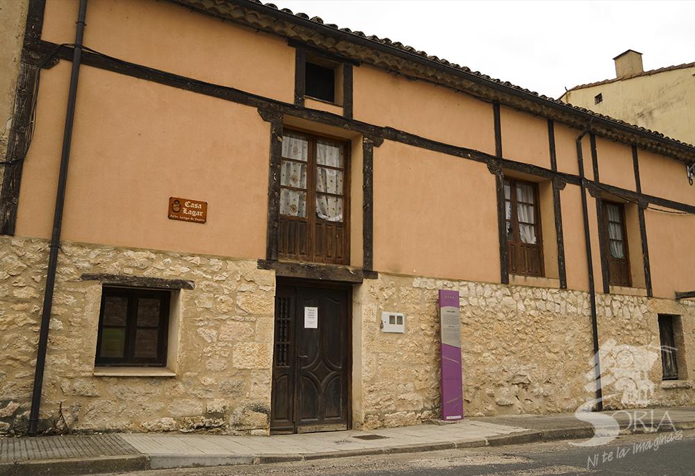 Casa lagar Langa de Duero