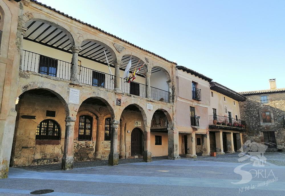 Ayuntamiento Medinaceli