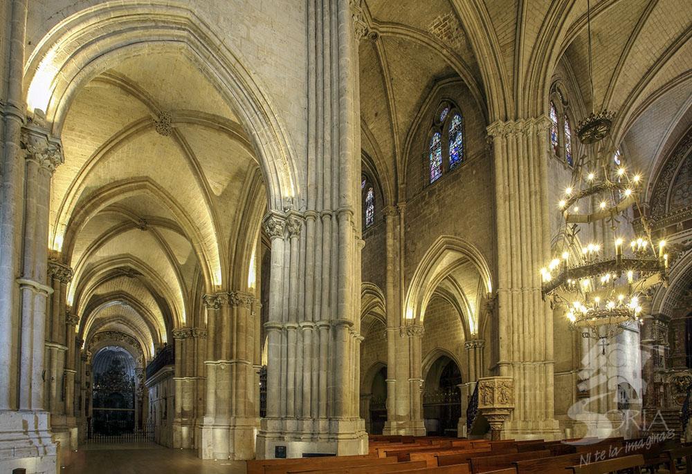 Catedral El Burgo de Osma
