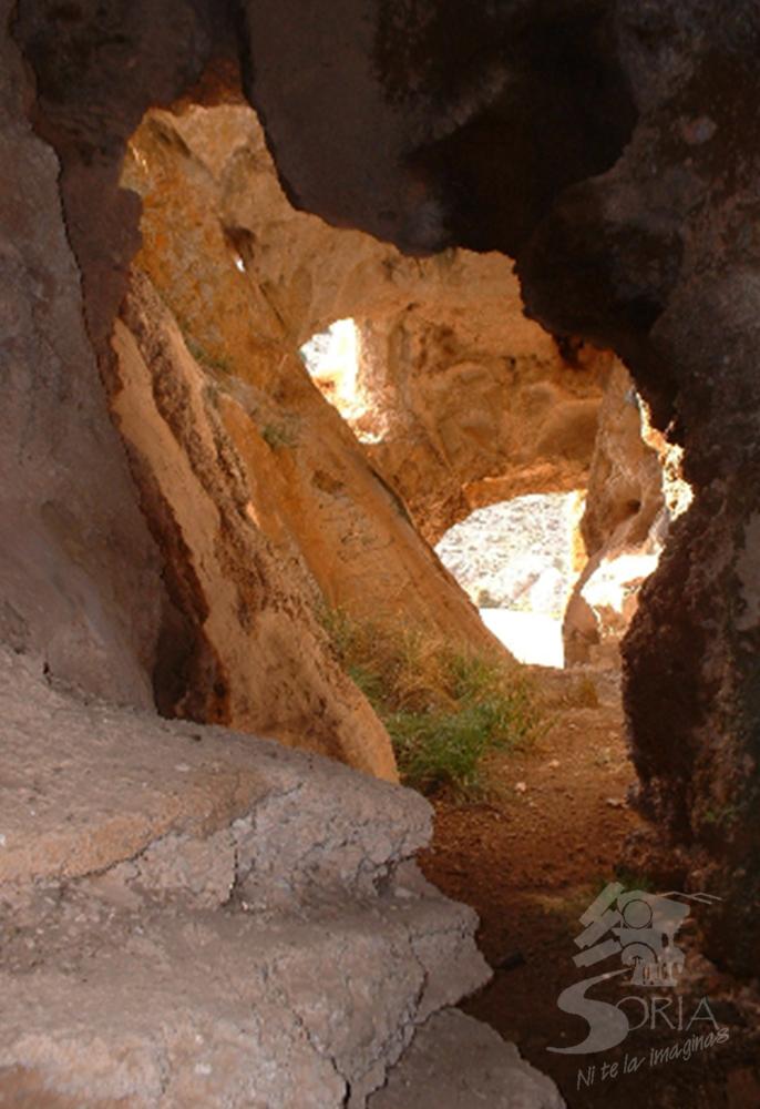 Cañón del Río Cuevas